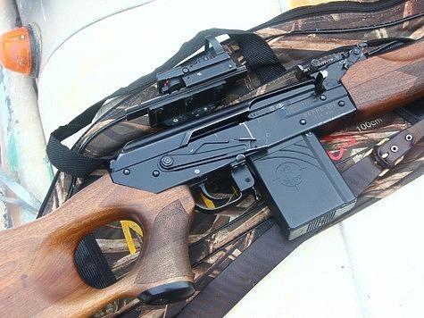 В угодьях с заряженным оружием и без документов находится нельзя