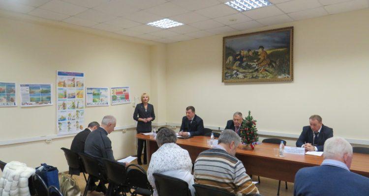 О проведении заседания Общественного совета при департаменте охоты и рыболовства Самарской области