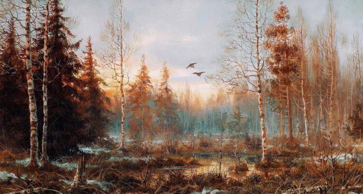Охота в Самарской области совместно с СОООиР